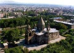 Mother See of Holy Etchmiadzin, Etchmiadzin Cathedral