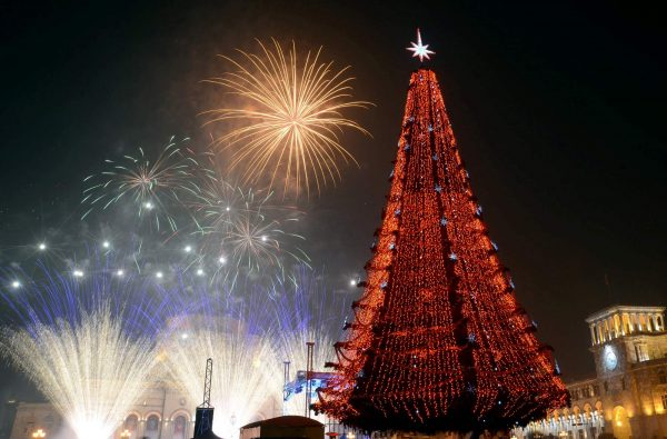 New-year-in-armenia