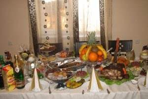 new-year-table-armenia