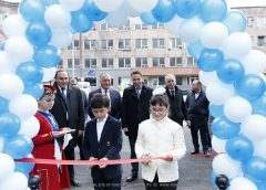 The first smart park in Yerevan