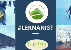 Lernanist. New Winter Tourism Center in Armenia