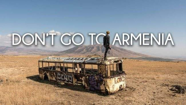 Don't go to Armenia – Travel film by Tolt #14