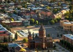 WHY IS GYUMRI CALLED THE CULTURAL CAPITAL OF ARMENIA?