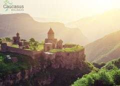 Wings of Tatev – Longest non-stop cable car