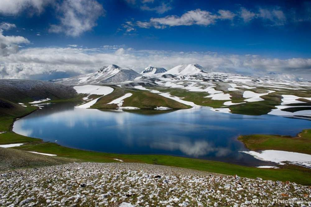 Akna Lake, Kotayk, Armenia
