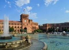 Most interesting sightseeing places to visit in Yerevan