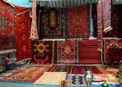 The history of making and types of Armenian Carpet