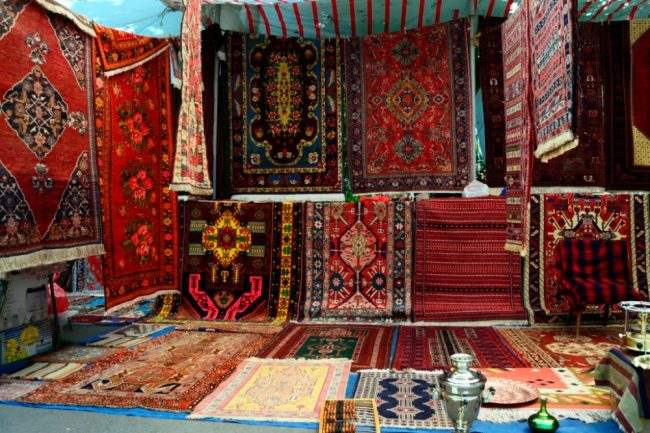 Armenian-carpet
