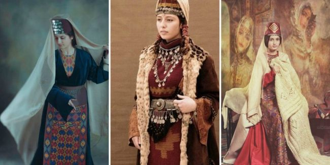 Armenian Traditional Dresses